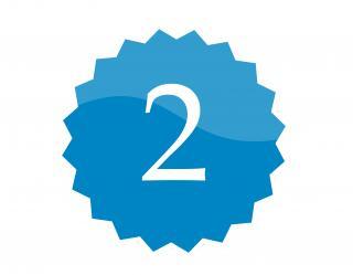 2 badge