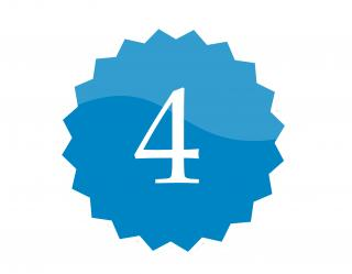 4 badge