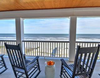 Isle of Palms Luxury Oceanfront Homes