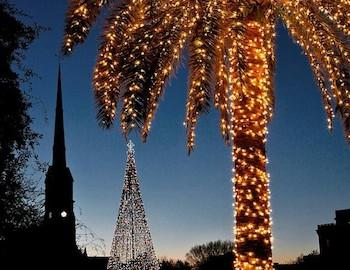 Christmas time in Isle of Palms