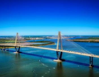 Bridge Run over the Ravenel Bridge