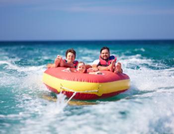boat tubing