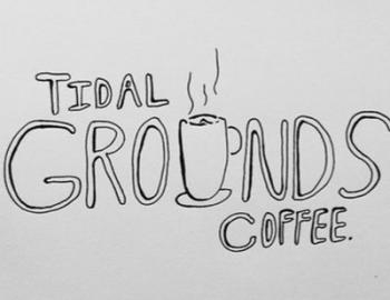 tidal grounds coffee