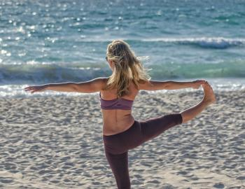 yoga on isle of palms