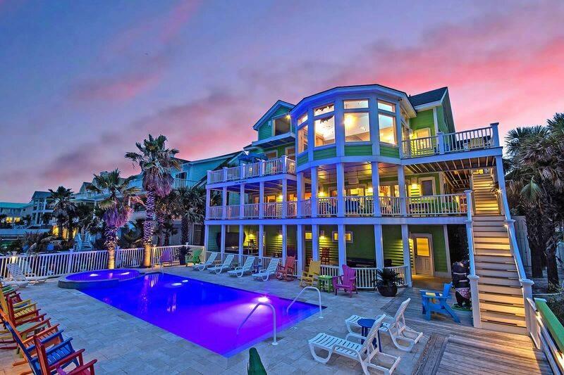 Casa Margarita - Oceanfront Isle of Palms Rental