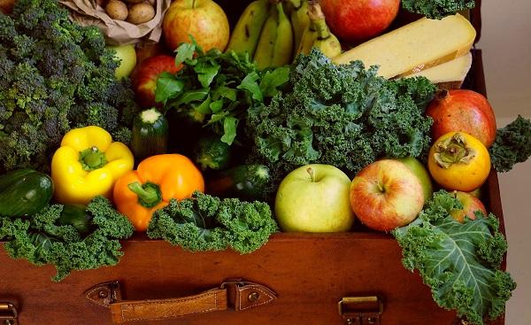 fresh produce no bag
